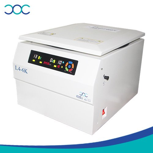 L4-6K Table Automatic uncap Centrifuge Large Capacity