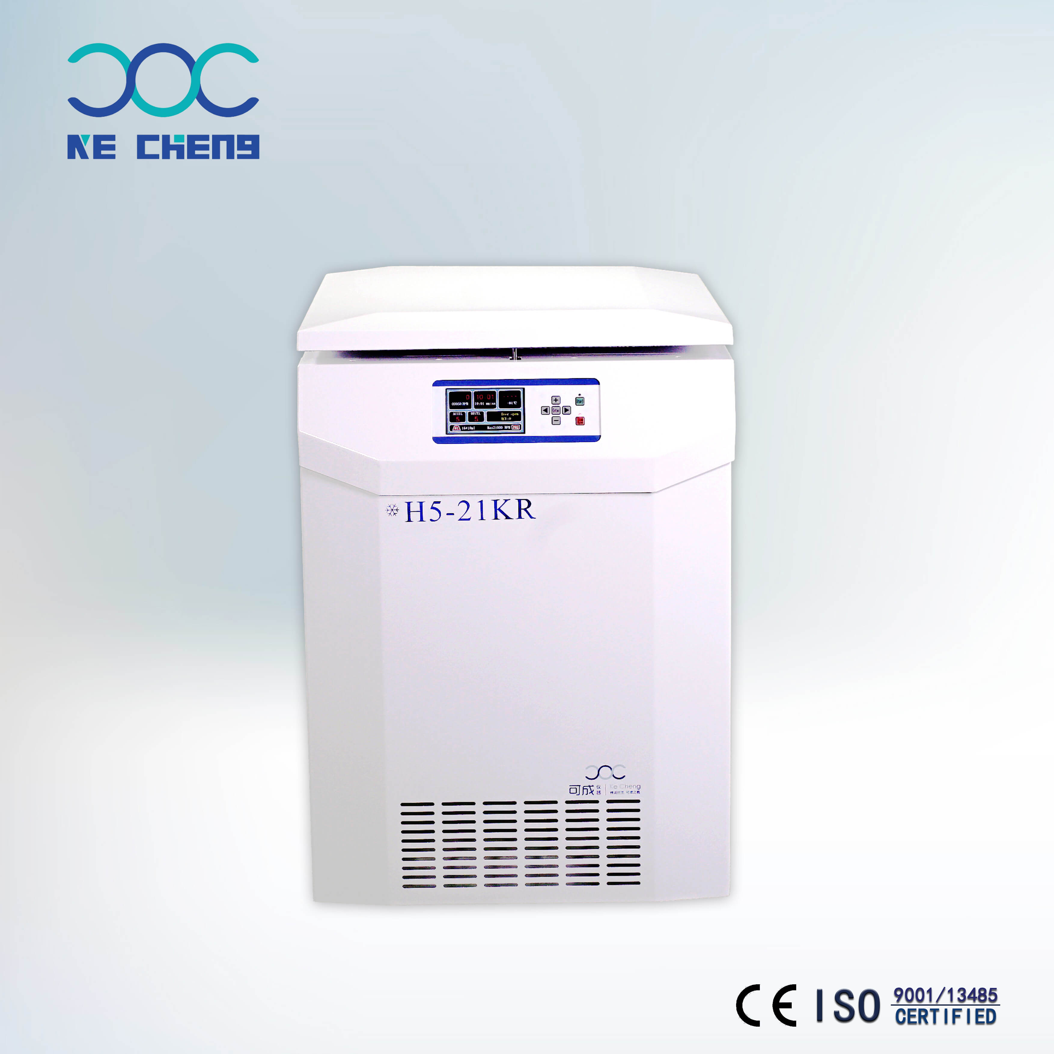 H5-21KR Floor High speed Low temperature centrifuge