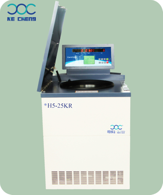 H5-25KR Floor High speed Low temperature centrifuge