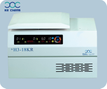 H3-18KR High Speed Low Temperature Centrifuge