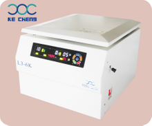 L3-6K Benchtop Low Speed Centrifuge